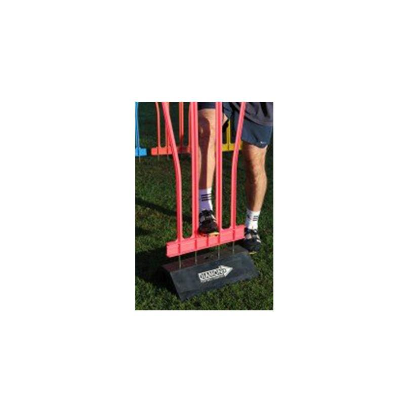 Diamond Mannequin Rubber Base-MO REPS® Fitness Store