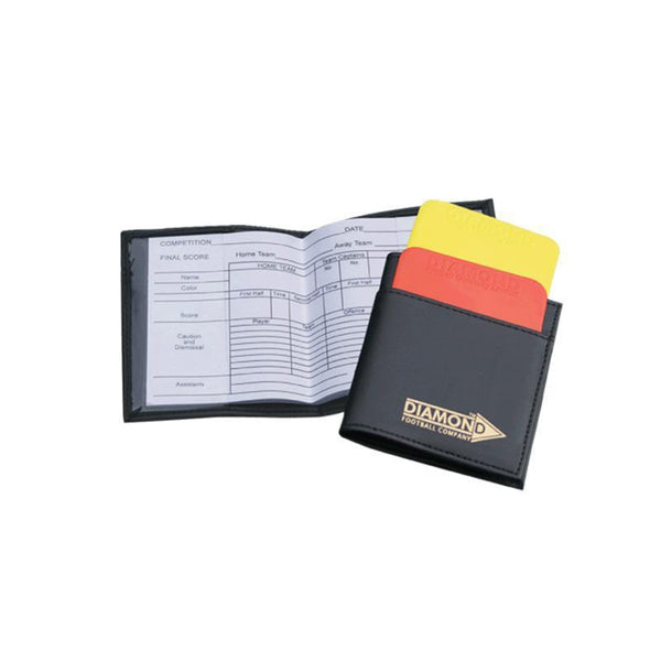 Diamond Referee Warning Card Wallet - Standard-MO REPS® Fitness Store