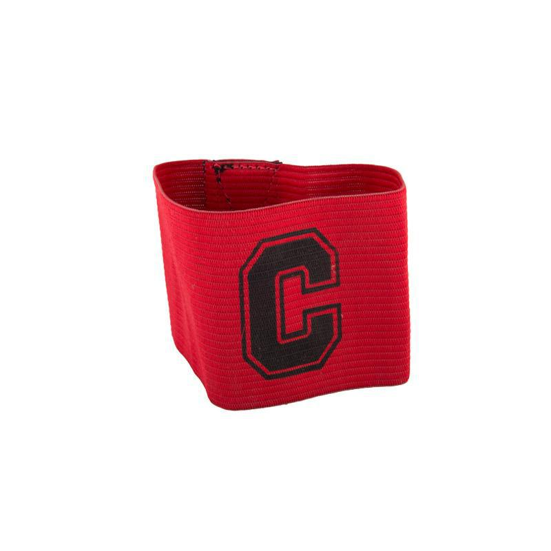 Diamond Soccer Captain's Armband-Red-Junior-MO REPS® Fitness Store