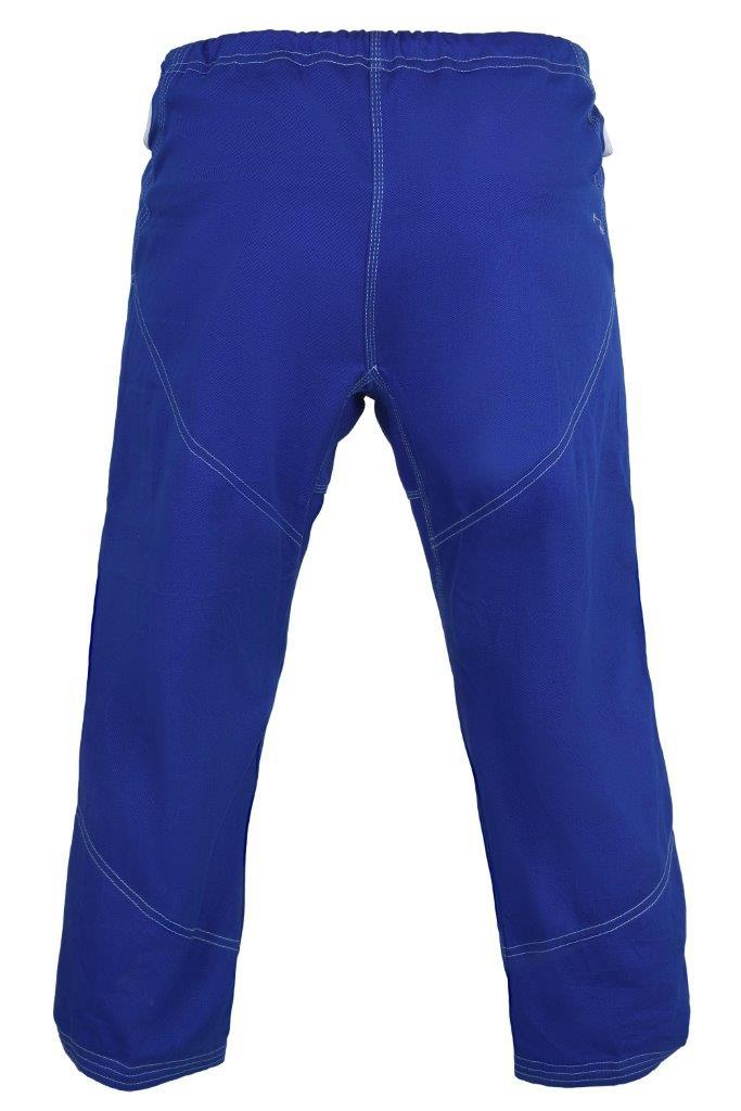 Dragon V2 450 gsm BJJ Gi - IBJJF Approved (Blue)-MO REPS® Fitness Store