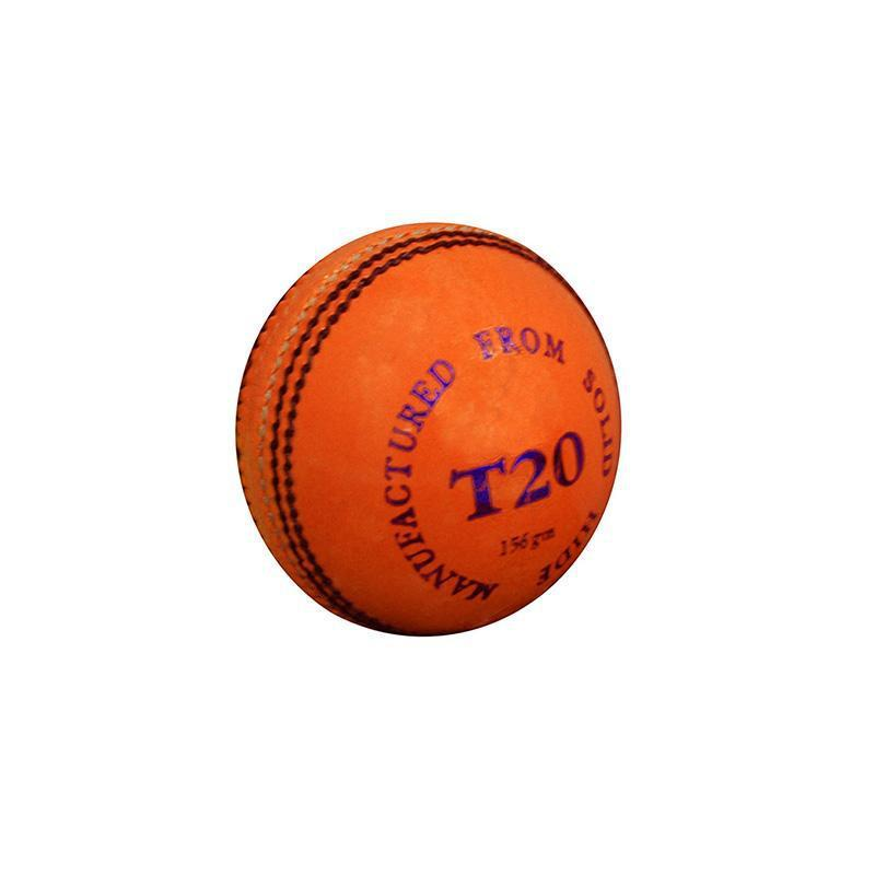 Dukes T20 Cricket Ball-Orange-MO REPS® Fitness Store