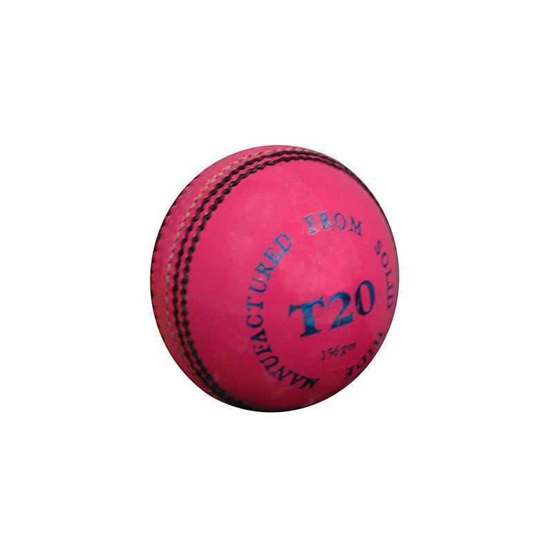 Dukes T20 Cricket Ball-Pink-MO REPS® Fitness Store