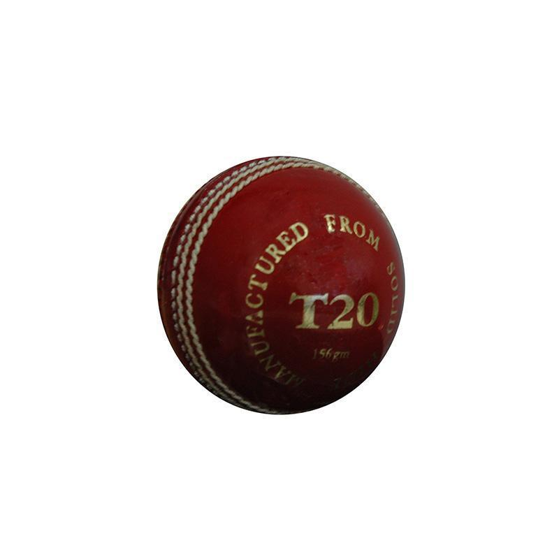 Dukes T20 Cricket Ball-Red-MO REPS® Fitness Store