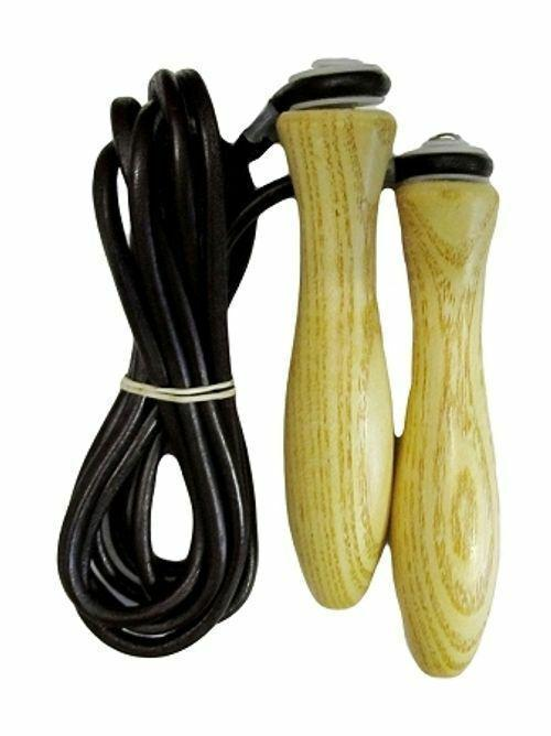Elite Leather Skipping Ropes-MO REPS® Fitness Store