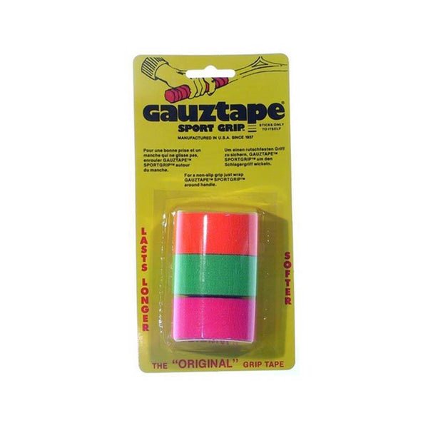 Gauze Tape Sports Grip - Card of 3-MO REPS® Fitness Store