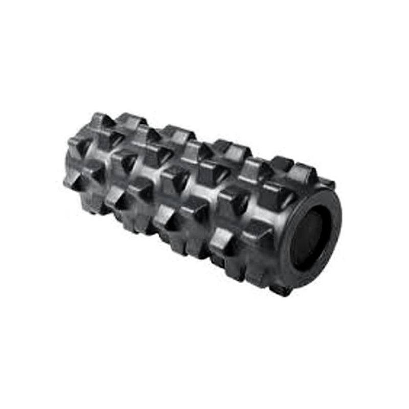 Grid Tractor Roller for Deep Tissue Massage-BLACK-MO REPS® Fitness Store
