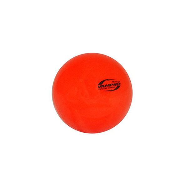 Hockey Ball Poly 1000 Orange-MO REPS® Fitness Store