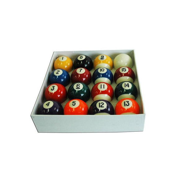"Kelly Pool Balls Economy 1 7/8""-MO REPS® Fitness Store"