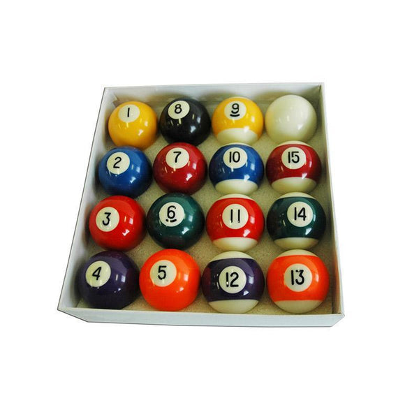 "Kelly Pool Balls Economy 2""-MO REPS® Fitness Store"