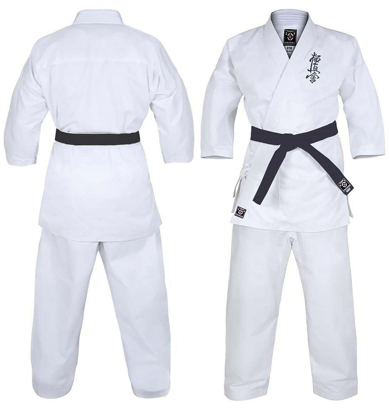 Kyokushinkai Gi Uniform 14oz Brushed Canvas-MO REPS® Fitness Store