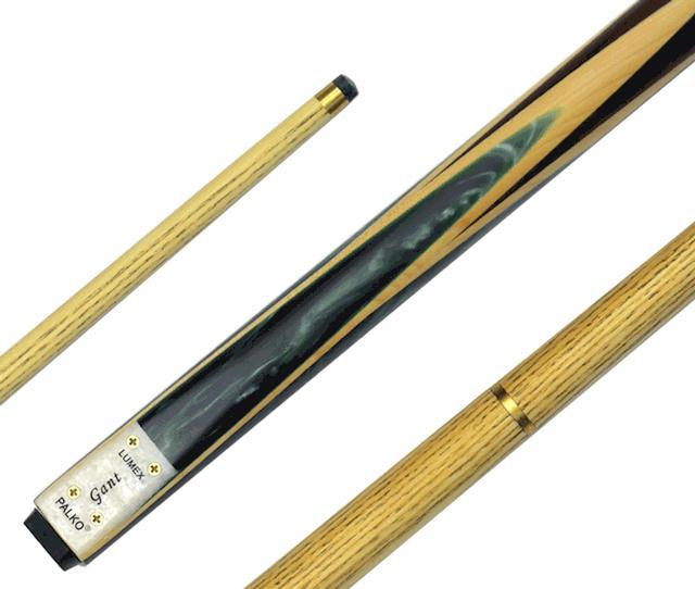 Lumex Gant Snooker - Pool Cue-Green-MO REPS® Fitness Store
