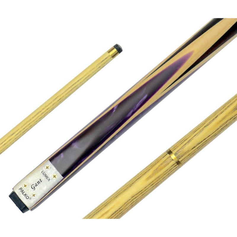 Lumex Gant Snooker - Pool Cue-Purple-MO REPS® Fitness Store