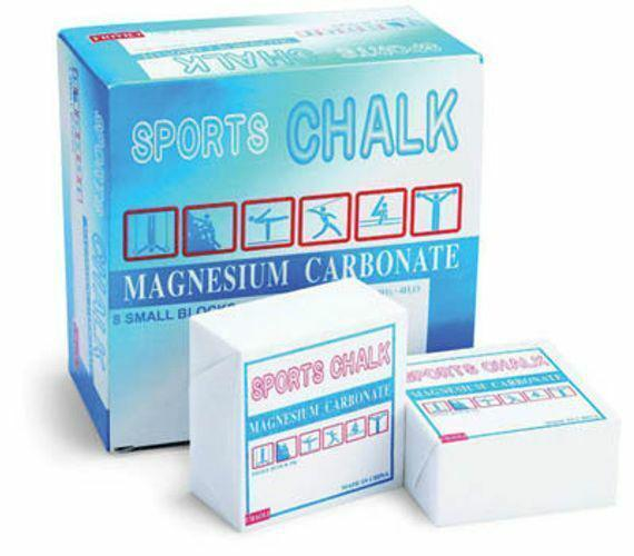Magnesium Carbonate Sports Chalk (8pcs)-MO REPS® Fitness Store