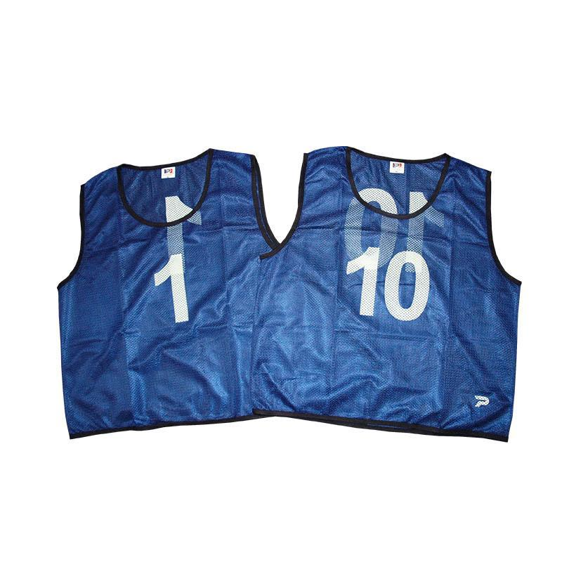 Mesh Training Singlet Set - Numbers 1-10-Small-Blue-MO REPS® Fitness Store