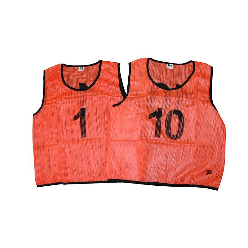 Mesh Training Singlet Set - Numbers 1-10-Small-Orange-MO REPS® Fitness Store