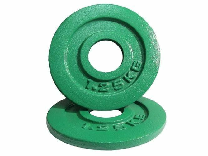 Morgan 1.25kg (pair) Fractional Weight Plate-MO REPS® Fitness Store
