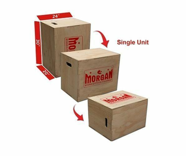 Morgan 3 In 1 Cross Functional Plyometric Box-MO REPS® Fitness Store