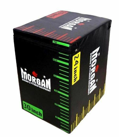 Morgan 3-in-1 High-Density Foam Plyometric Box V2-MO REPS® Fitness Store