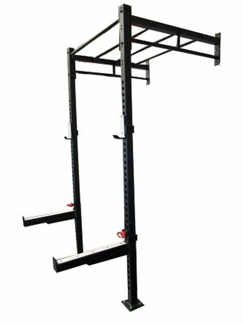 Morgan 4 In 1 Cross Functional Fitness Wall & Free Standing Assault Rack-MO REPS® Fitness Store