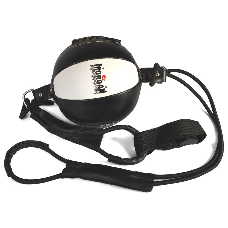 Morgan 4.5 inch Target Floor To Ceiling Ball + Adjustable Straps-MO REPS® Fitness Store