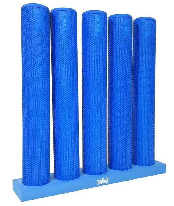 Morgan 5pcs Foam Roller Pack + Stand-MO REPS® Fitness Store