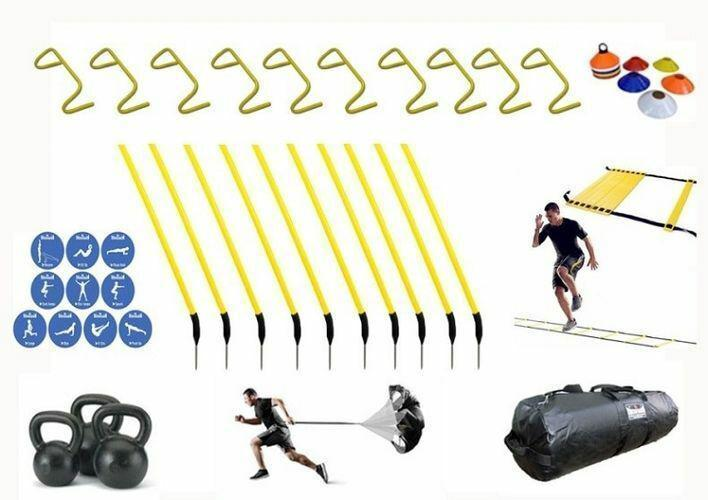 Morgan Agility & Speed Pack V2-MO REPS® Fitness Store