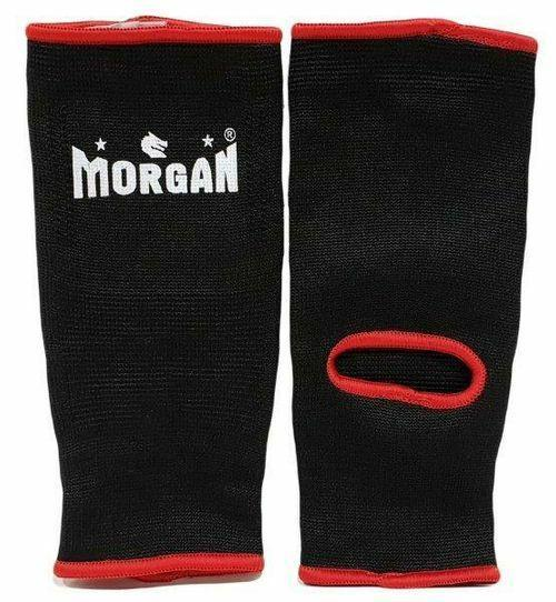 Morgan Ankle Protectors (Pair)-XS-Black-MO REPS® Fitness Store