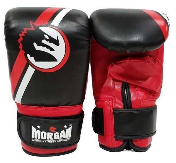 Morgan Classic Bag Mitts-X-SMALL-RED-MO REPS® Fitness Store