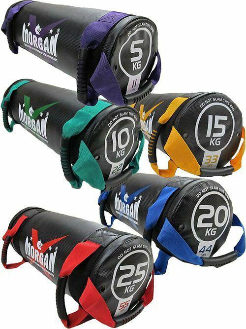 Morgan Core-Enduro Bag Set Of 5 (5 + 10 + 15 + 20 + 25kg)-MO REPS® Fitness Store