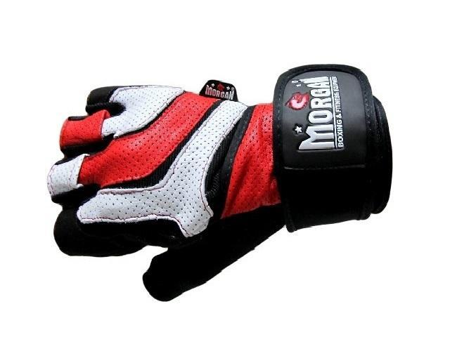 Morgan Delta Platinum Weightlifting Gloves-MO REPS® Fitness Store
