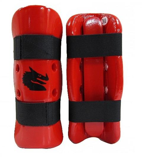 Morgan Dipped Foam Protector - Forearm Guards-S-RED-MO REPS® Fitness Store