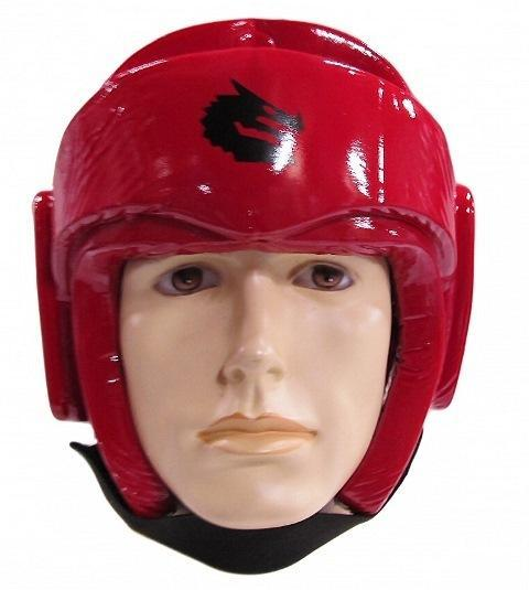 Morgan Dipped Foam Protector - Head Guard for Martial Arts Sparring-S-RED-MO REPS® Fitness Store
