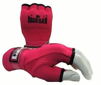 Morgan Elasticated Easy Hand Wraps-X-SMALL-PINK-MO REPS® Fitness Store
