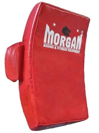 Morgan Elite Curved High Impact Hit Shield With Hand Protection-MO REPS® Fitness Store