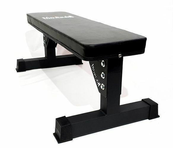 Morgan Elite Flat Bench-MO REPS® Fitness Store
