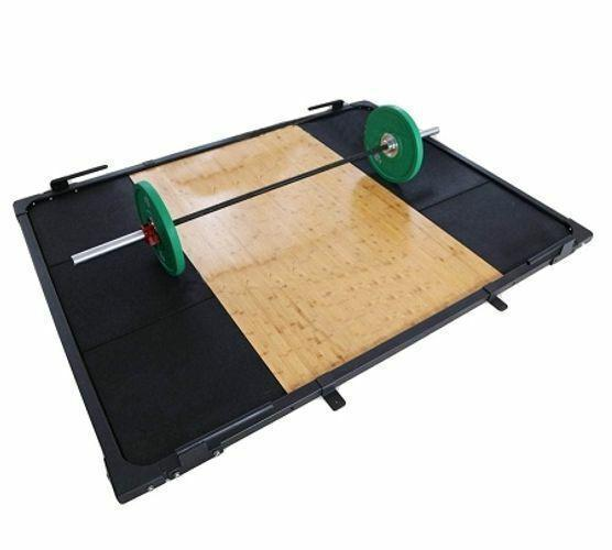 Morgan Elite Weight Lifting Platform-MO REPS® Fitness Store