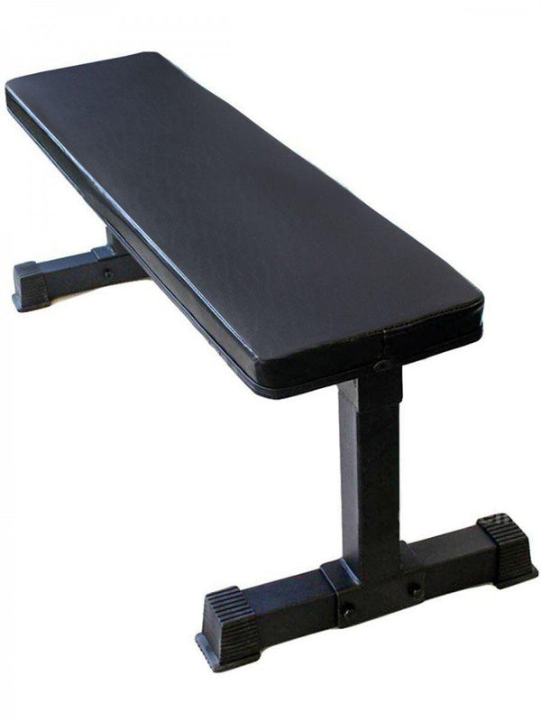 Morgan Flat Commercial Work Out Bench-MO REPS® Fitness Store