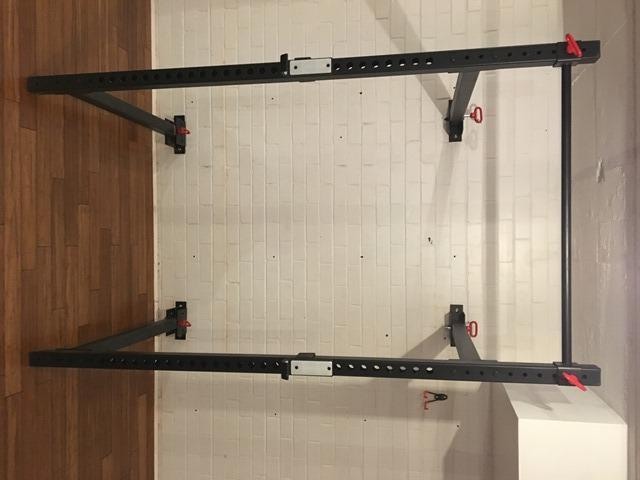 Morgan Foldable Squat Rack