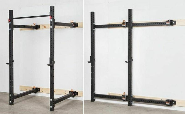 Morgan Fold Back Wall Mounted Rig-MO REPS® Fitness Store