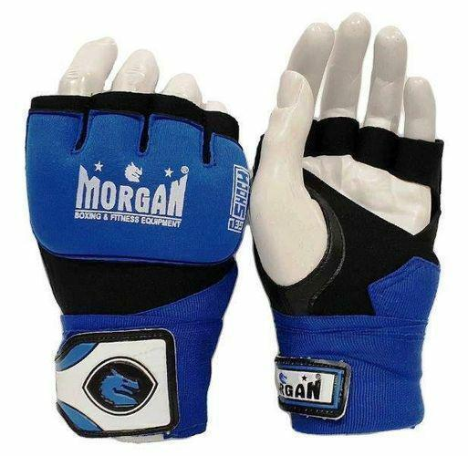 Morgan Gel Injected Hand Wraps Boxing & MMA-SMALL-BLUE-MO REPS® Fitness Store