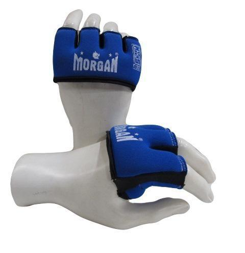 Morgan Gel Knuckle Guard - Blue (Senior size: Men & Larger hands)-MO REPS® Fitness Store