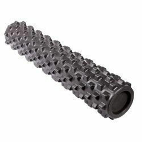 Morgan Grid Tractor XL Foam Roller-BLACK-MO REPS® Fitness Store