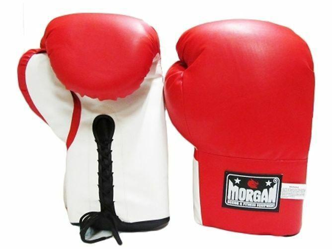 Morgan Jumbo Carnival Boxing Gloves-Red-MO REPS® Fitness Store