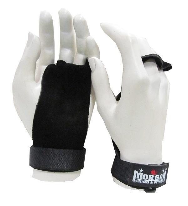 Morgan Leather Palm Grips (Pair)-MO REPS® Fitness Store