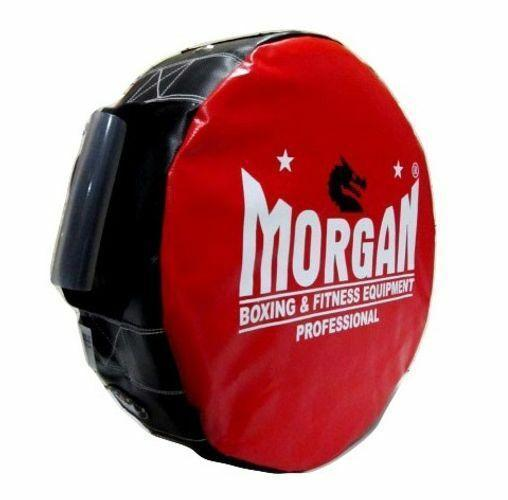 Morgan Medium Density Foam Round Shield-RED-MO REPS® Fitness Store