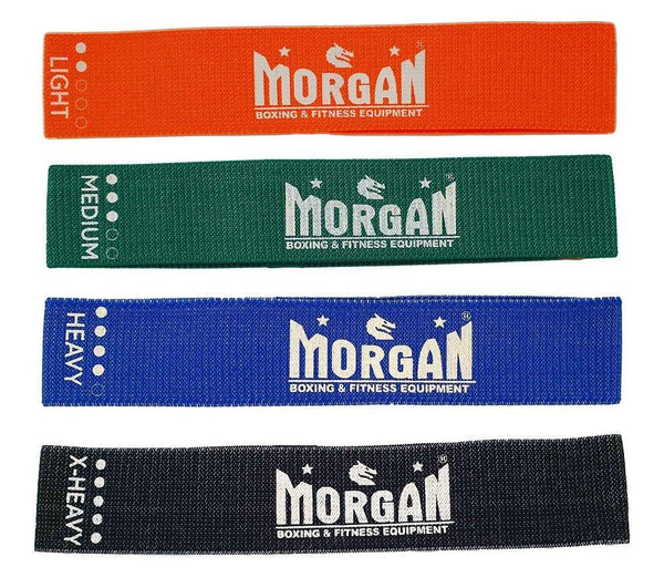 Morgan Micro Knitted Glute Resistance Bands-MO REPS® Fitness Store
