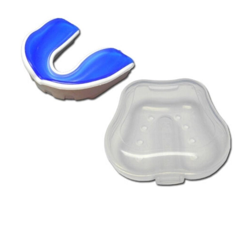 Morgan Mouth Guard Gel Fit (A+ Protection)-Blue-JNR-MO REPS® Fitness Store