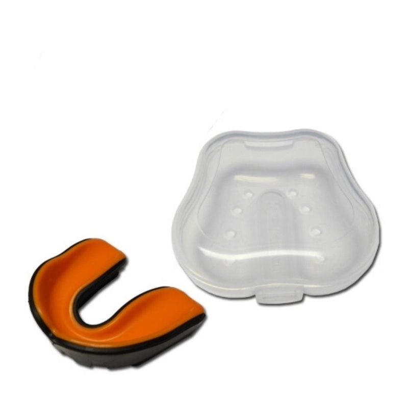 Morgan Mouth Guard Gel Fit (A+ Protection)-Orange-JNR-MO REPS® Fitness Store
