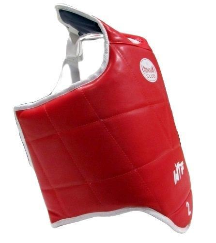 Morgan Olympic Reversible Chest Guard-MO REPS® Fitness Store