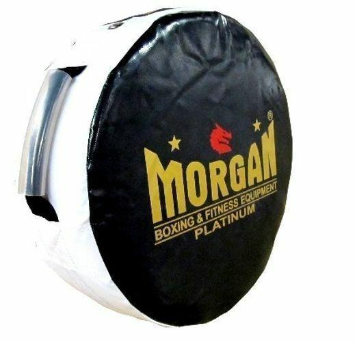 Morgan Platinum High-Density Foam Round Shield-MO REPS® Fitness Store